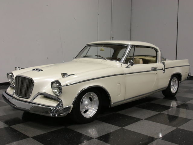 1956 Studebaker Golden Hawk