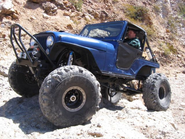 1979 Jeep CJ ROCK CRAWLER