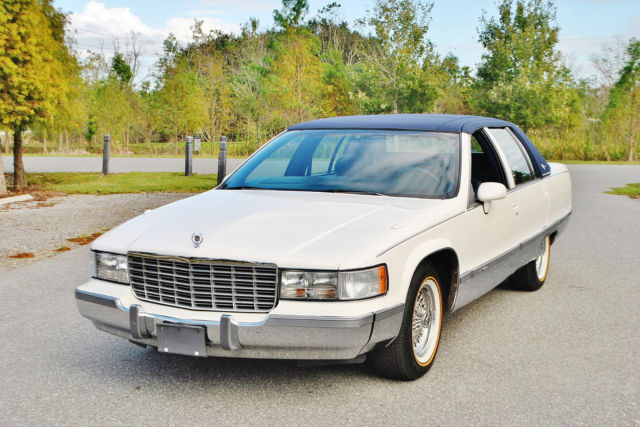 1993 Cadillac Fleetwood Breathtaken just 47ks original miles best there is