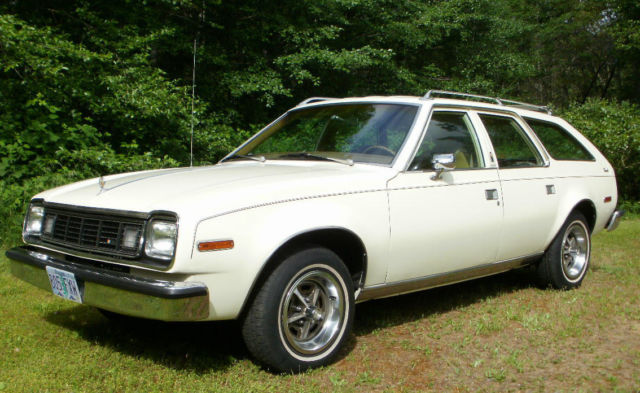 1978 AMC Concord Touring Wagon