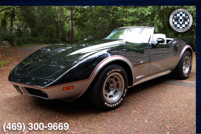 1974 Chevrolet Corvette #s Matching 454 Only 13,300 MILES