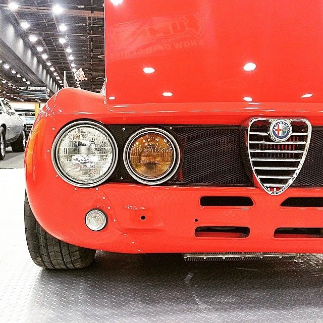 The VERY BEST ALFA ROMEO GTAm 'Evocazione' On The Planet