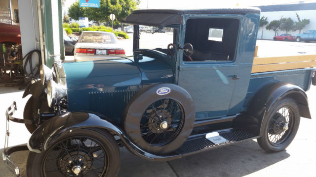 1928 Ford Model A A