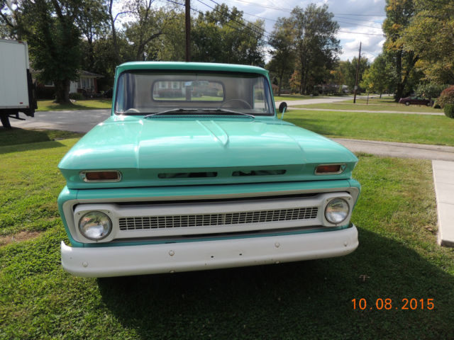 1965 Chevrolet C-10 c-10 step side