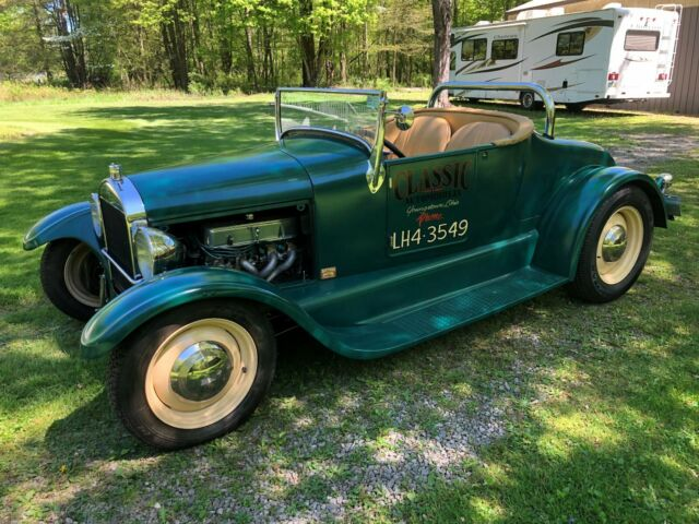 1927 Ford Model T Steel Ford Roadster Hot Rod Buick Nailhead