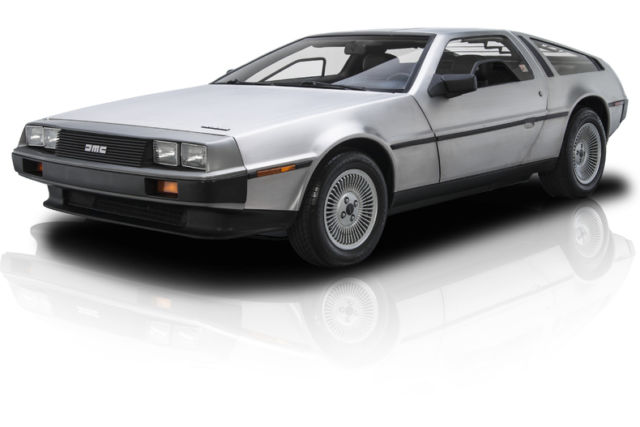 1983 DeLorean DMC-12 DMC-12