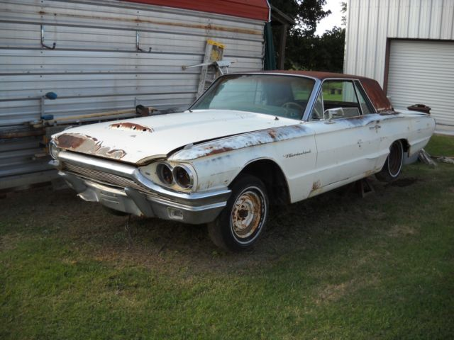 1964 Ford Thunderbird t-bird 2-dr Landau