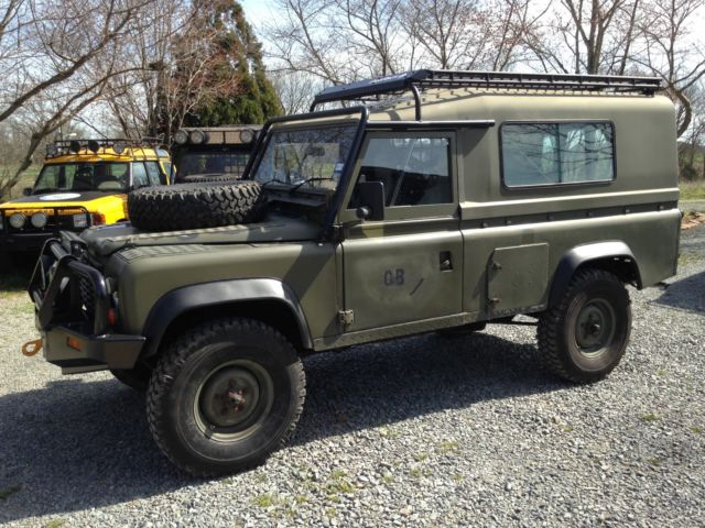 1980 Land Rover Defender Tithonus 110