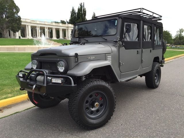 1974 Toyota Other Icon FJ44