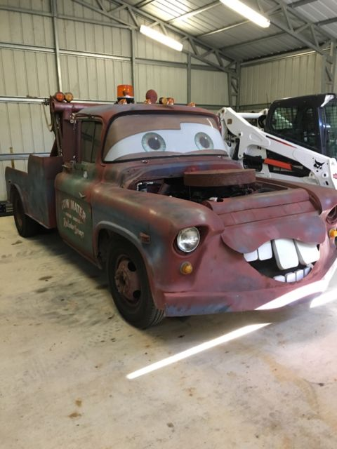 57 Best Rowan Blanchard Images On Pinterest: Tow Mater Replica Truck 57 Chevy For Sale: Photos