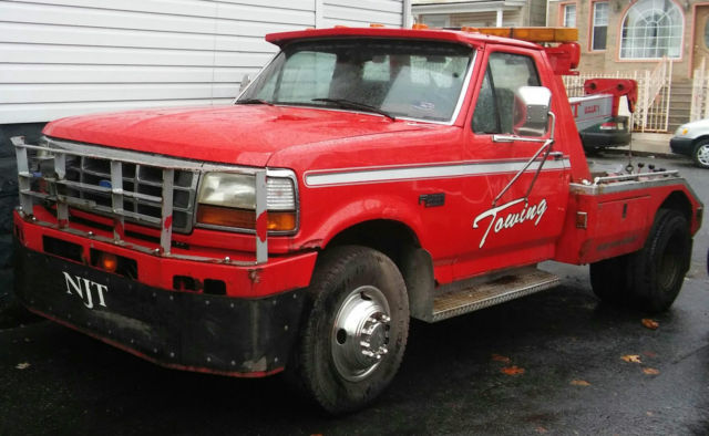 1993 Ford F-450 superduty