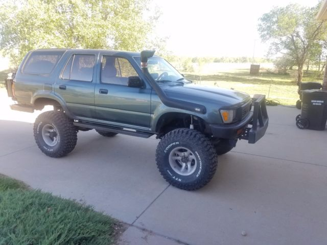 Toyota 4runner surf turbo diesel 4x4 for sale: photos