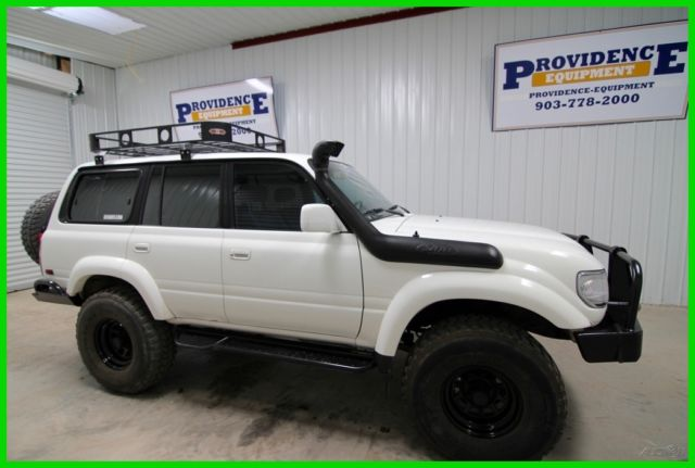 TOYOTA FJ80 LANDCRUISER – ONE OF A KIND WITH ALL THE OPTION