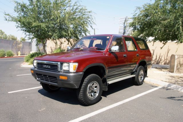 1990 Toyota Hilux Surf SSR Limited