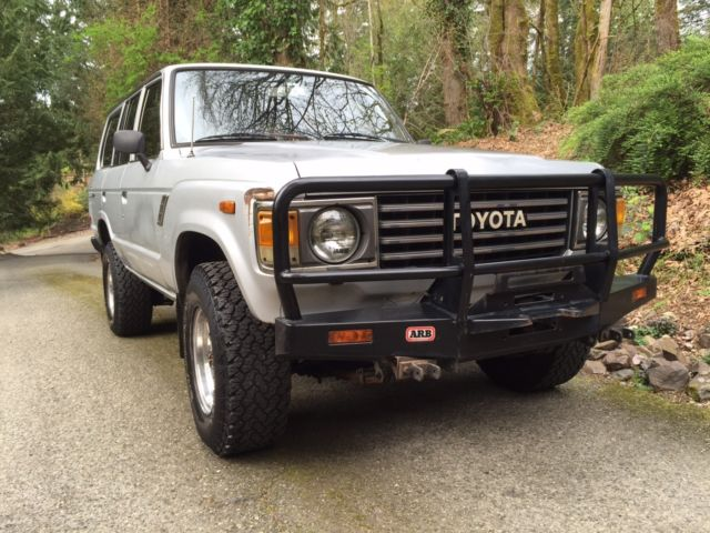 toyota land cruiser 1985 fj60 with arb old man emu for sale photos technical specifications. Black Bedroom Furniture Sets. Home Design Ideas