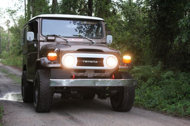 1978 Toyota Land Cruiser 4 door