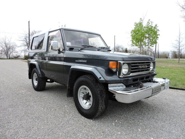 1980 Toyota Land Cruiser HZJ73