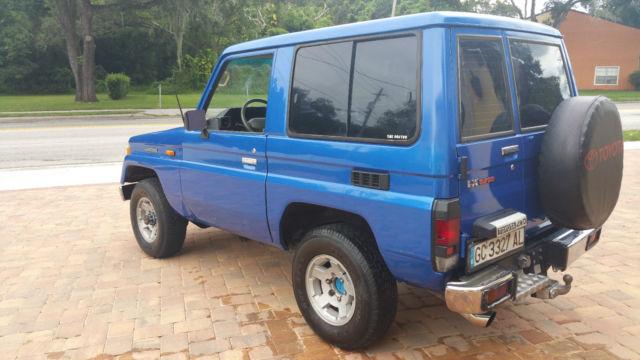 toyota land cruiser lj70 bj70 series 70 fj turbo diesel 1989 power steering for sale photos. Black Bedroom Furniture Sets. Home Design Ideas
