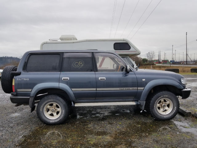 1990 Toyota Land Cruiser VX