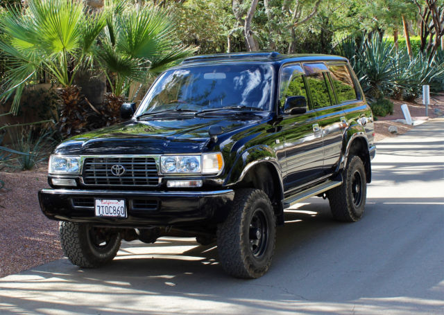 1990 Toyota Land Cruiser VX Limited