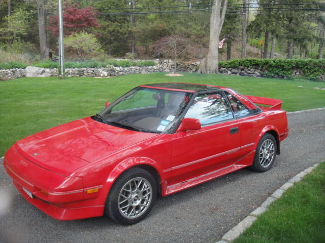 1988 Toyota MR2 GT