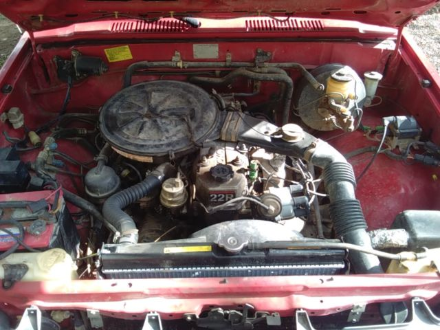 Toyota Pick Up 2 4l 4cylinder 22r Engine 4spd For Sale