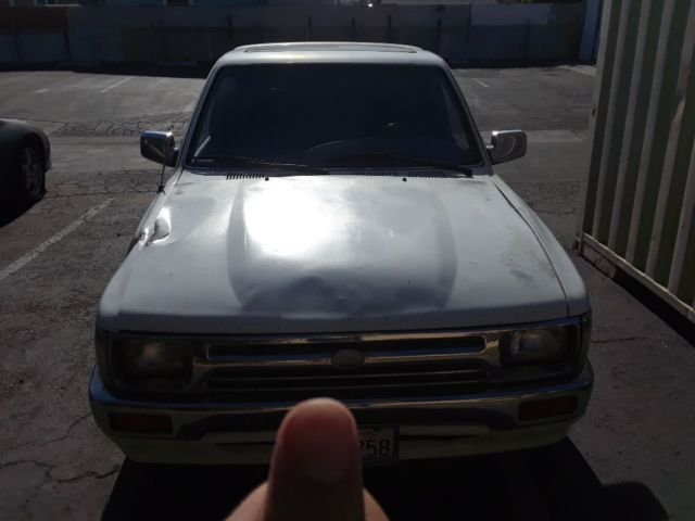 1993 Toyota Pickup Chrome