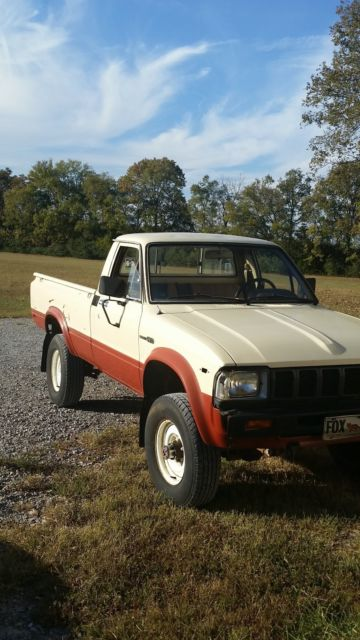 toyota pickup 4x4 longbed truck for sale: photos, technical