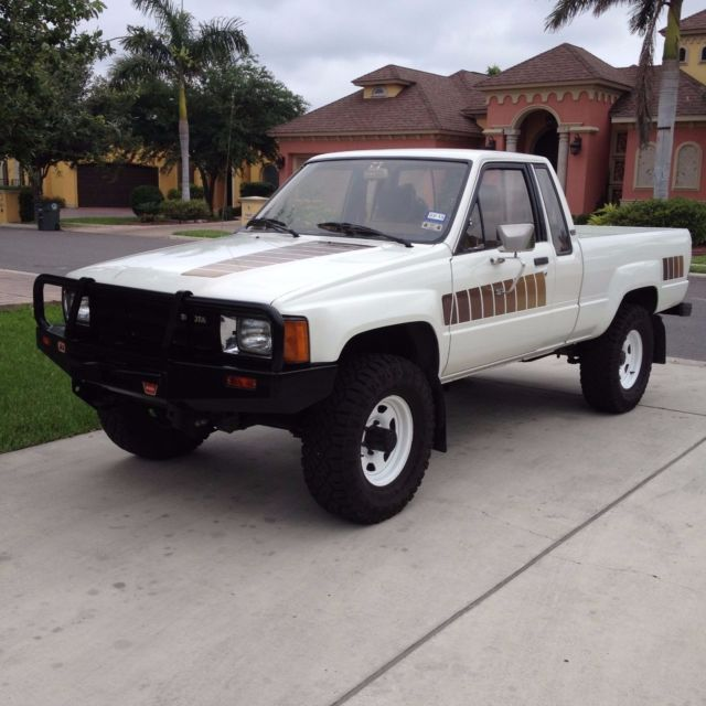 Toyota 30 V6 Engine For Sale TOYOTA PICKUP XTRACAB SR5 4WD 1984 for sale: photos ...