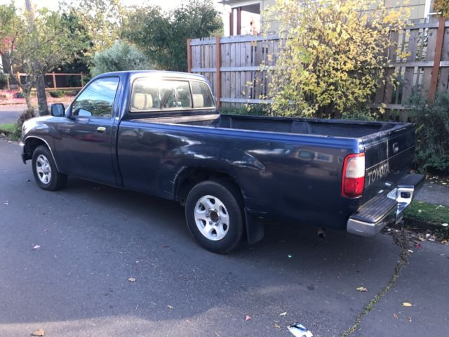 Toyota T100 V6 Auto Wod 8 Ft Bed Great Work Truck For Sale Photos