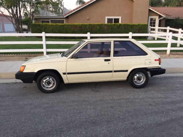 Toyota Tercel 1owner For Sale Photos Technical