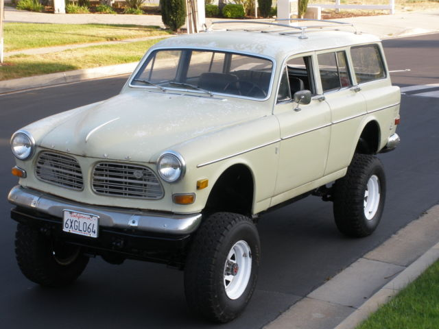 1968 Other Makes VOLVO 122S