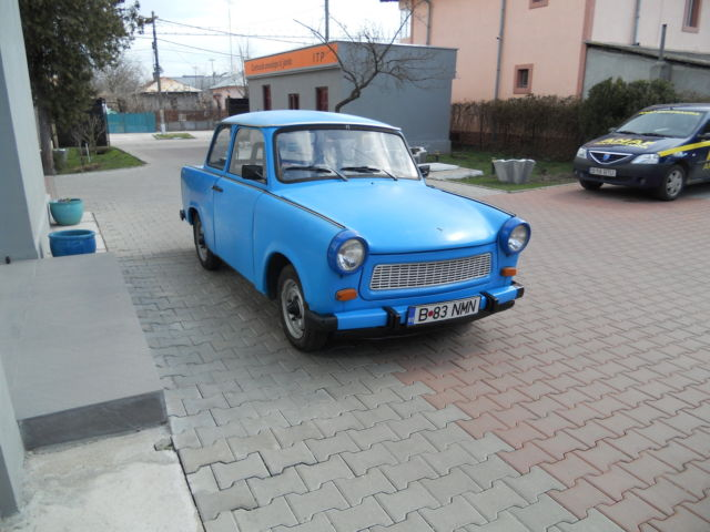 1980 Other Makes Trabant