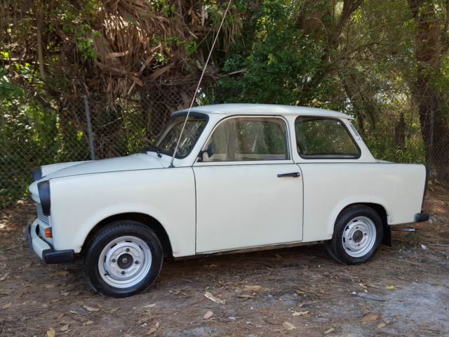 1980 Other Makes Trabant 601 Special