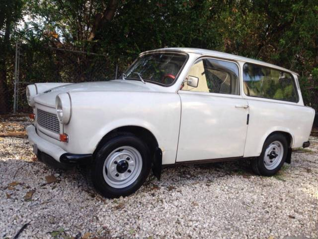 1978 Other Makes Trabant 601 S