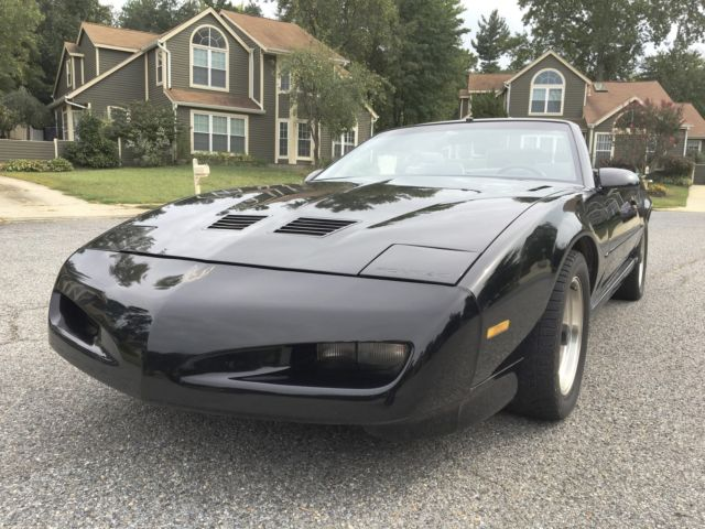 1992 Pontiac Trans Am TRANS AM NOT GTA Y83 WS6 TUNED PORT INJECTION