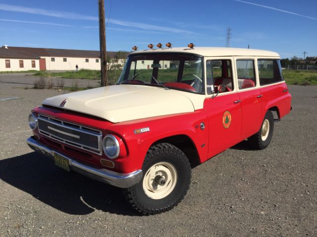 1968 International Harvester TRAVELALL