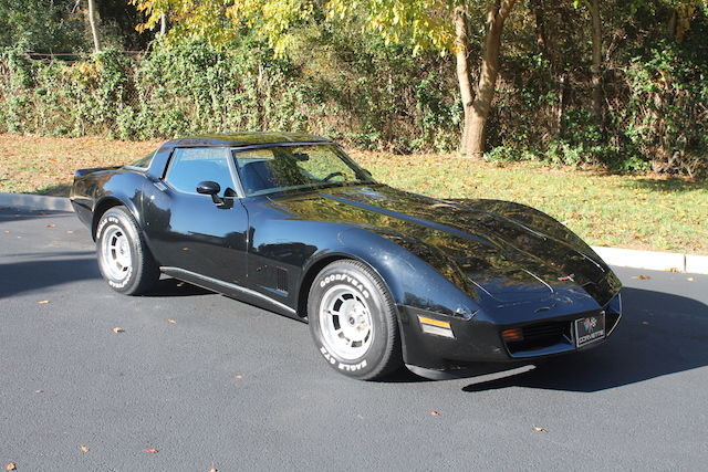 1981 Chevrolet Corvette 2dr Coupe
