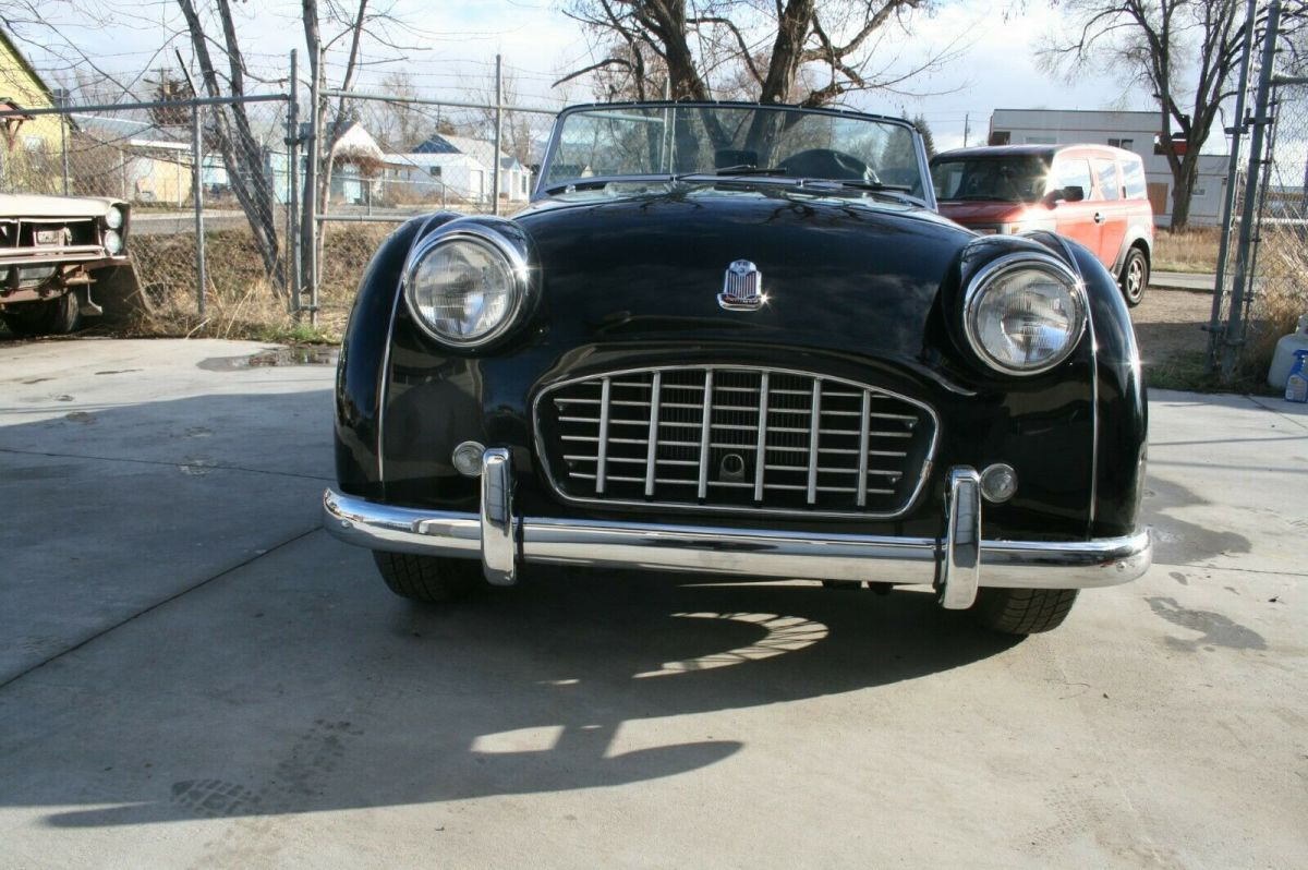 1958 Triumph Other
