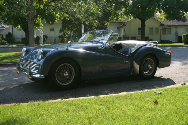 1959 Triumph Other tr3a