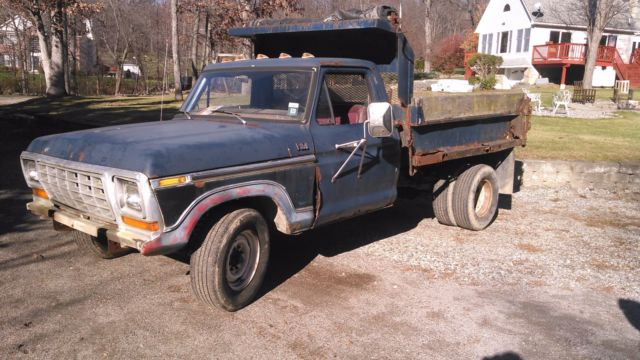 1979 Ford Other Pickups Dump body