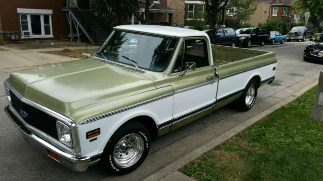 Truck Gasser Hot Rod Rat Rod Prostreet Tubbed Pro Touring For Sale