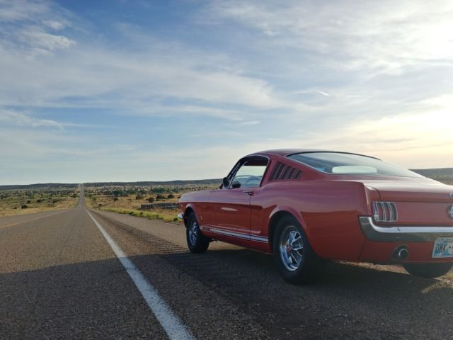 TRUE GT - 1965 FORD MUSTANG FASTBACK GT 2+2 - NOT A CLONE