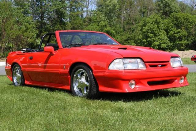 1992 Ford Mustang TURBO 5.0