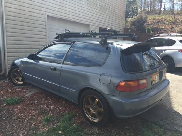 1992 Honda Civic