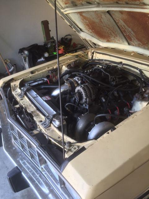 Turbo LSX 53 48 60 62 LS Mustang Camaro Corvette GM Ford GT45