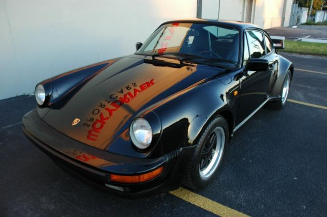 1985 Porsche 911 Turbo-  							 							show original title