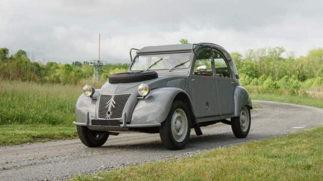 twin engined 4x4 awd citroen 2cv sahara very rare french production car sorted for sale photos. Black Bedroom Furniture Sets. Home Design Ideas