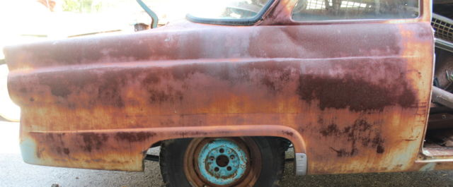 Two 1955 Ford Project Cars For Sale Photos Technical