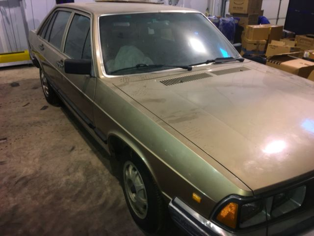 Two Audi Diesel Sedans Two Vehicles Sold As A Package For